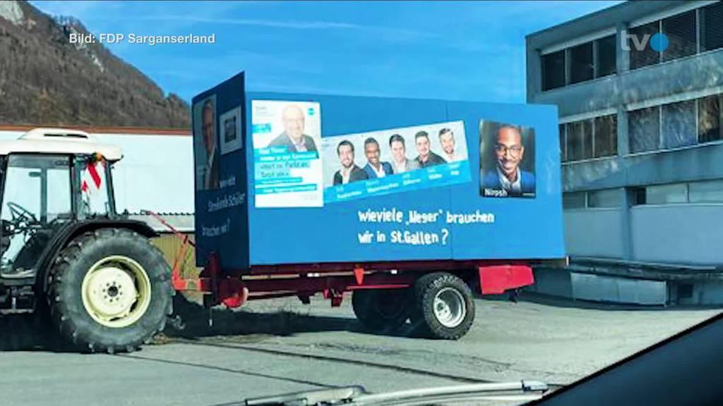 «Neger»-Wagenbauer verteidigt seinen Fasnachts-Spruch