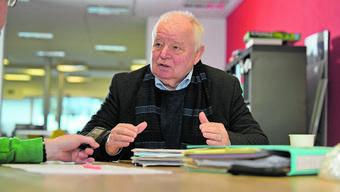 Hanspeter Läubli: «Wir hatten noch nie einen Fall von Veruntreuung.»