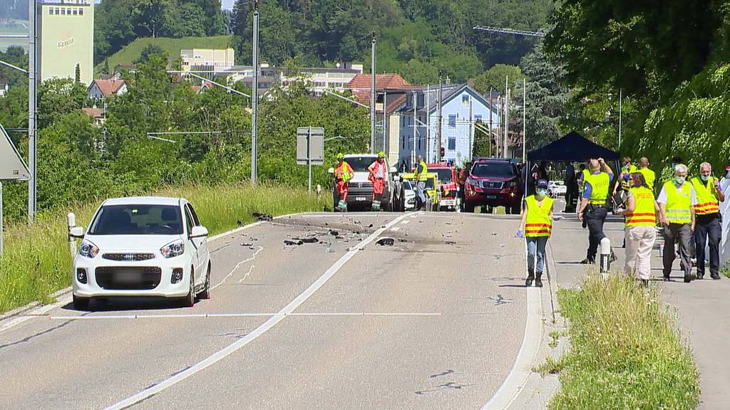 Kurznachrichten: Unfall in Bischofszell und Schänis