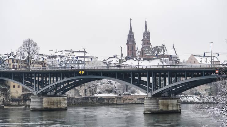 Basel (316m) – spätester Schneefall: 27. April 1985 – mittlerer Termin: 7. März.