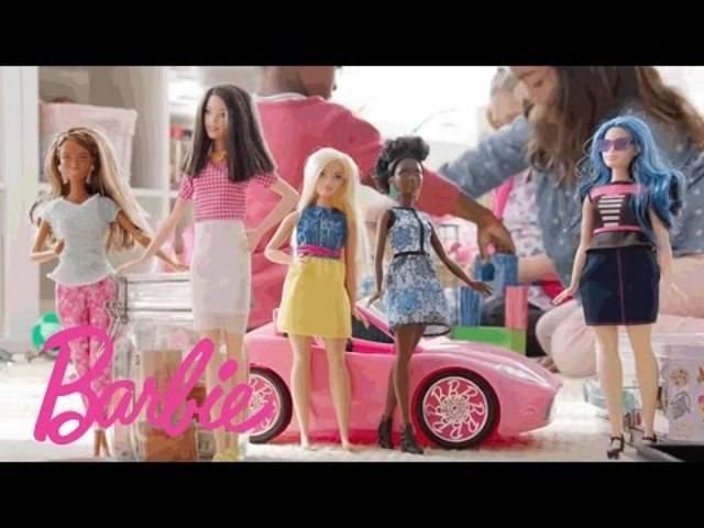 In allen Farben und Formen: «Barbie»-Werbeclip zeigt die neue Vielfalt der Puppen
