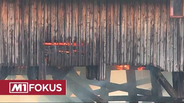 Der Oltner Brückenbrand wühlt auf