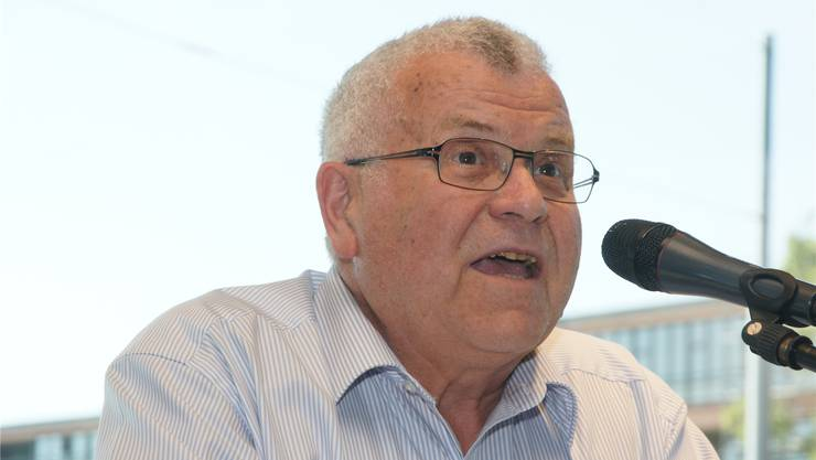 Robert Welti, EVP