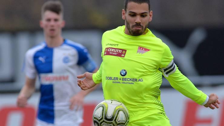 Nach mehr als zehn Saisons bei der ersten Mannschaft des FC Solothurn tritt Marc Du Buisson wegen seines Studiums kürzer.