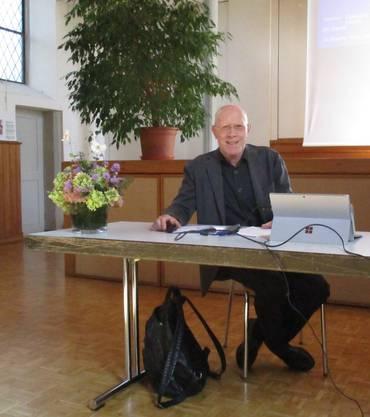 Referent Dr. Othmar Käppeli