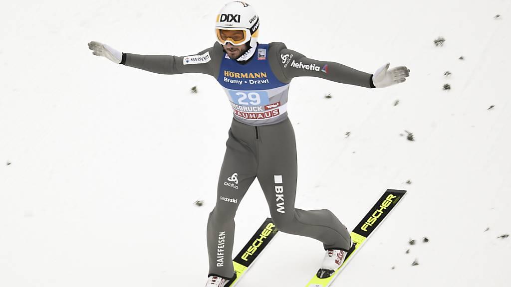Derzeit nicht in Topform: Skispringer Killian Peier