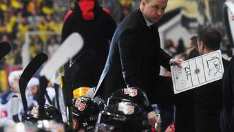 Luganos Coach Greg Ireland fand kein Rezept gegen Zug