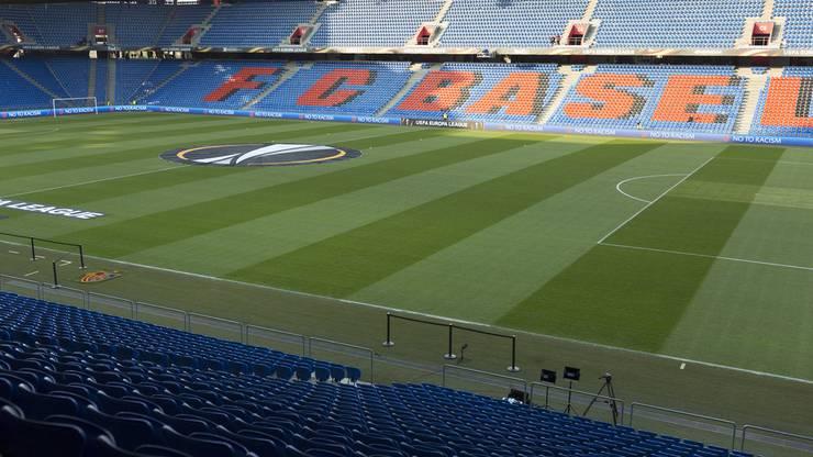 Im Joggeli gibt es vorerst keine Europa League Spiele.