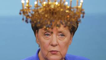 TV-Duell Merkel gegen Schulz