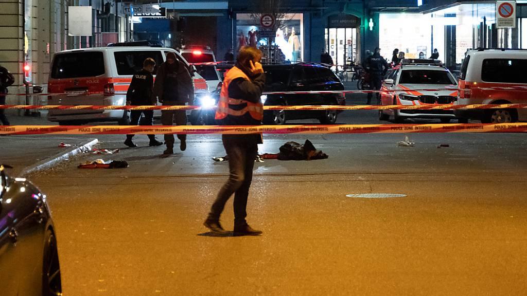 Polizei nimmt zweiten Mann nach Gewalttat fest