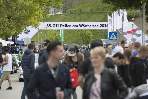 35. GTI Treffen am Wörthersee 2016