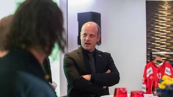 Sportchef Roland Habisreutinger ist in Lugano nicht mehr erwünscht