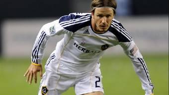 David Beckham hat noch sportliche Ziele