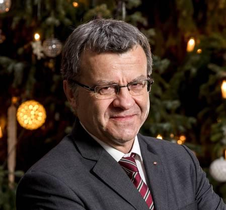 Franco Mazzi: «Es wäre jetzt der falsche Zeitpunkt gewesen, die Steuern weiter zu senken.»