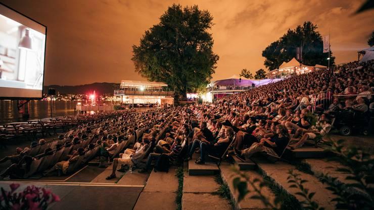 Ein Sommer ohne Openair-Kino, wie auf diesem Bild in Zürich?