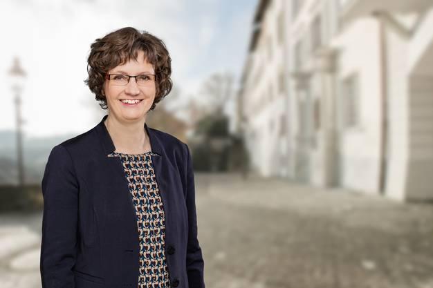 3. Sabine Sutter-Suter, Lenzburg, Grossrätin
