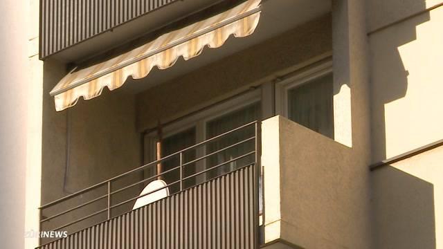 49-Jähriger in Olten tot in Wohnung gefunden