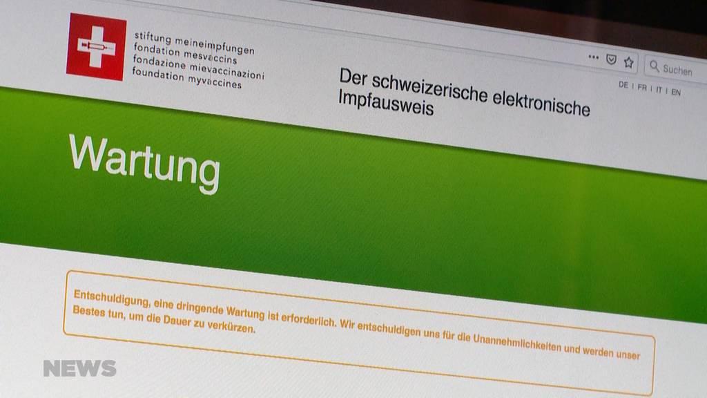 Frei zugängliche Impfdaten: Sicherheitsmängel bei «meineimpfungen.ch»