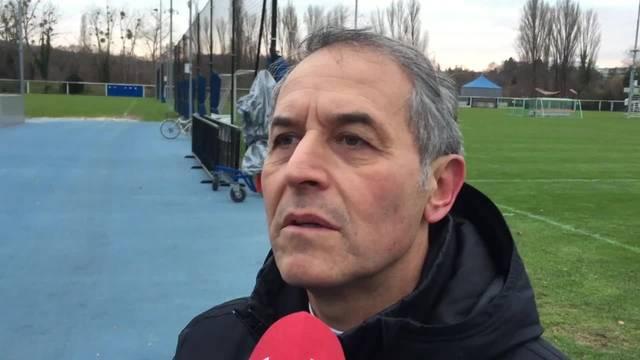 FCB-Trainer Marcel Koller über die Neuverpflichtung von Ignacio Torreño (03.01.2019)