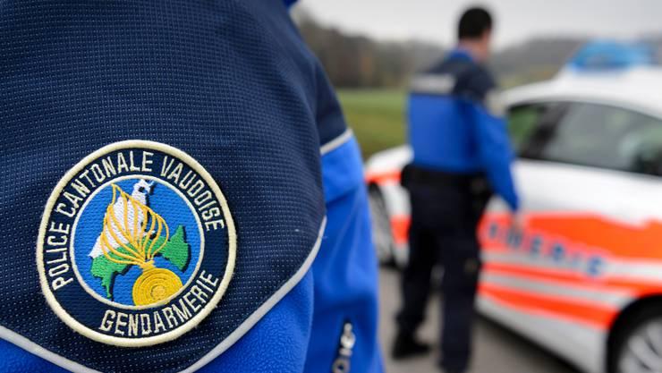 Die Kantonspolizei Waadt konnte den mutmasslichen Täter in Yverdon verhaften. (Symbolbild)