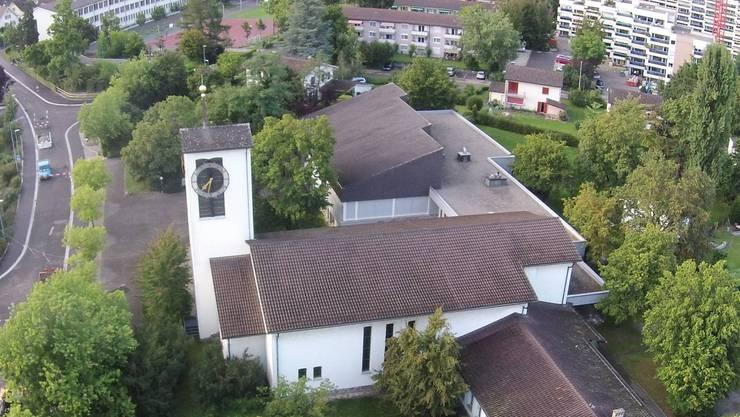 Reformierte Kirche Wettingen