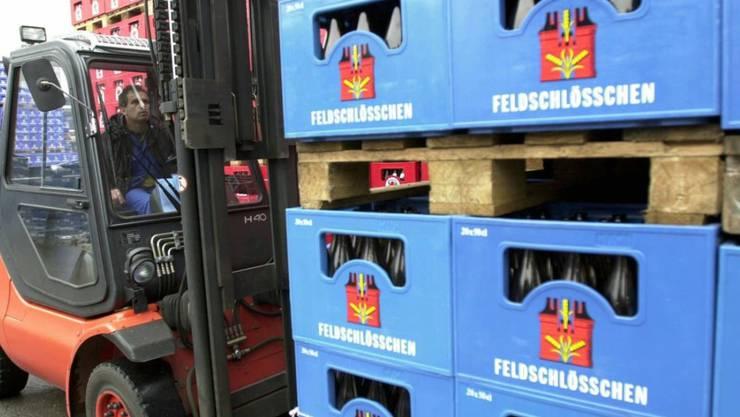 Die Schweizer Wirtschaft ist verhalten ins Jahr gestartet. Ein Hauptgrund dafür ist, dass ein grosser Teil der Nachfrage aus Lagern bedient wurde. (Symbolbild)
