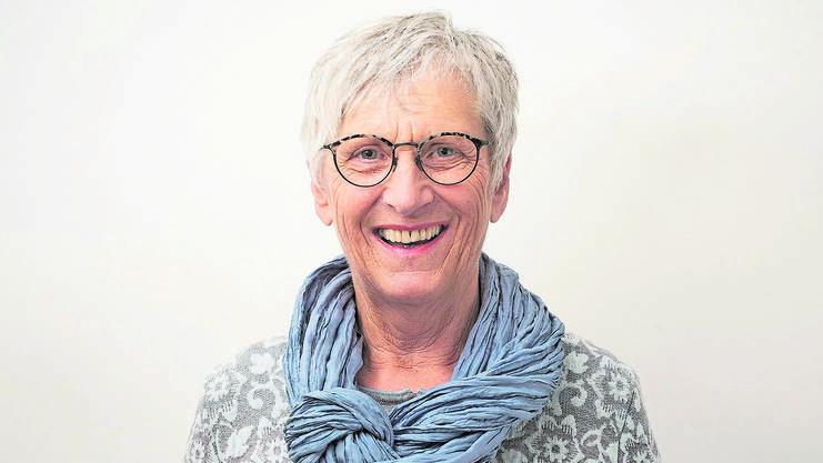 Marianne Bitterli-Rupp (SVP)