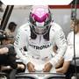Bestzeit für den Weltmeister zum Auftakt der Formel-1-Testfahrten: Lewis Hamilton macht im Mercedes dort weiter, wo er 2019 aufgehört hat