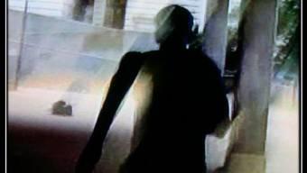 Flucht vor einem Angreifer. (Symbolbild)