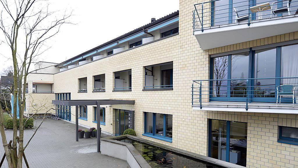 Im Alterszentrum Hochweid in Kilchberg ZH töteten und beraubten die beiden Frauen eine schlafende 88-Jährige. (Archivbild)
