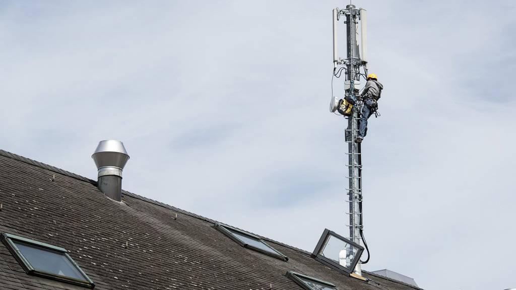 Die Antenne in Romanshorn soll verstärkt werden.