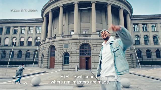 ETH-Rap: Innovativ, zu cool oder zum fremdschämen?