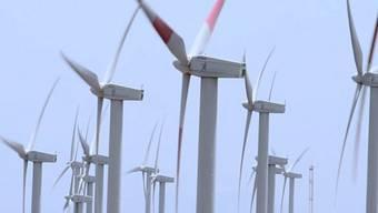 Das Blatt eines Windrades kann mehrere Tonnen wiegen. Dereinst soll auf dem Lindenberg Windenergie produziert werden. (Symbolbild)