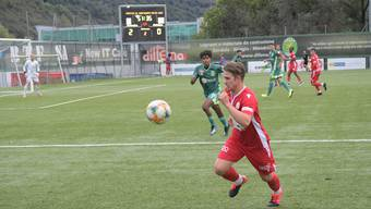 FC Paradiso vs. FC Dietikon