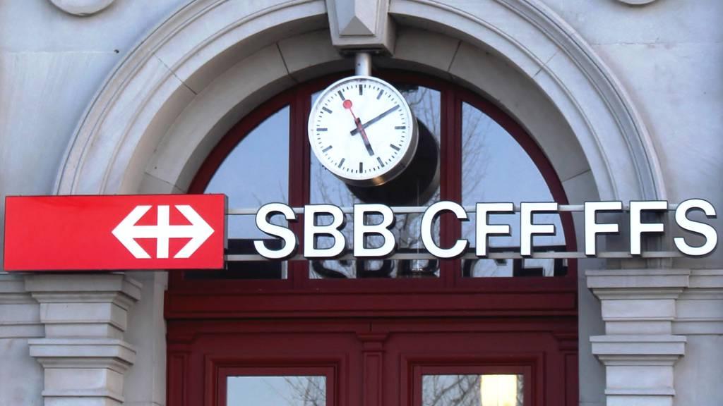 Bund pfeift SBB zurück