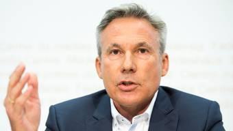 Adrian Amstutz, SVP-Fraktionschef.