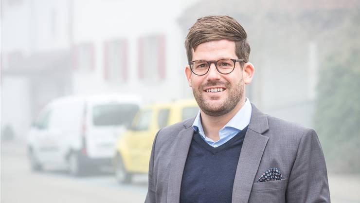 Philipp Müller (FDP), Dietiker Sozialvorsteher