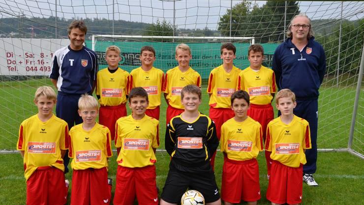 Da Elite Junioren FC Uitikon