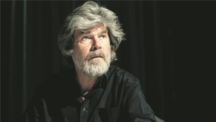 Reinhold Messner (72) kannte Ueli Steck und bezeichnet ihn als einen der grössten Alpinisten.