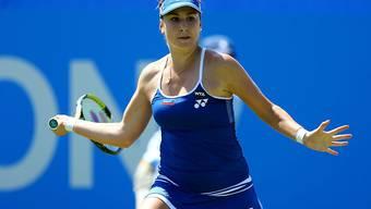 Belinda Bencic steht erneut in einem WTA-Final