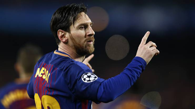 Der fünffache Weltfussballer Lionel Messi spielt mit Barcelona bald in den USA.
