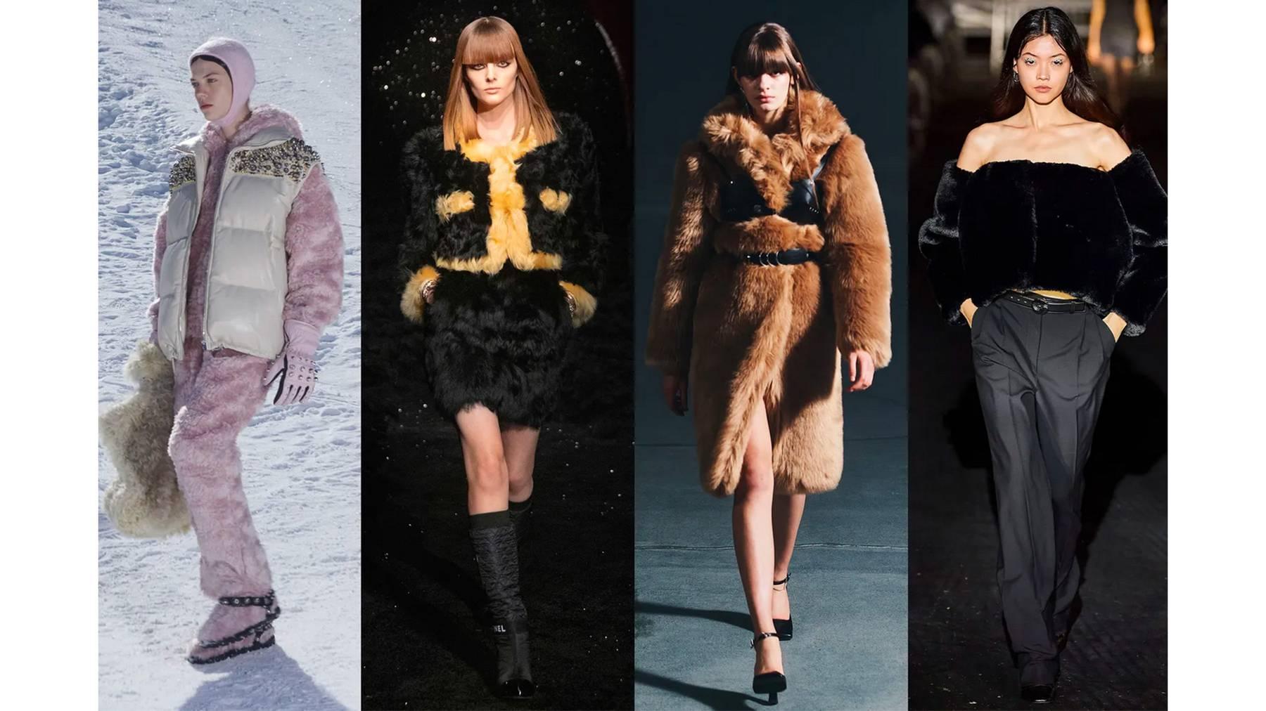 Modetrends Herbst/Winter 2021/2022