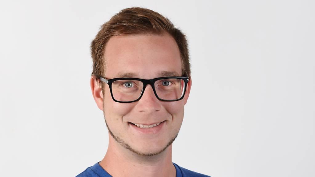 Normalität statt Sonderrechte fordert der SVP-Politiker und bekennende Homosexuelle Michael Frauchiger. Er bekämpft die Erweiterung der Anti-Rassismus-Strafnorm zum Schutz von Homo- und Bisexuellen, die am 9. Februar 2020 an die Urne kommt. (Archivbild)