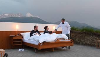 Das erwartet die Gäste im neuesten «Null Stern»-Hotelzimmer der Schweiz.