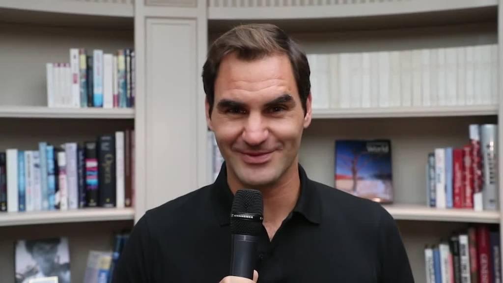 Roger Federer: Bald gehts los mit dem Laver Cup 2019!