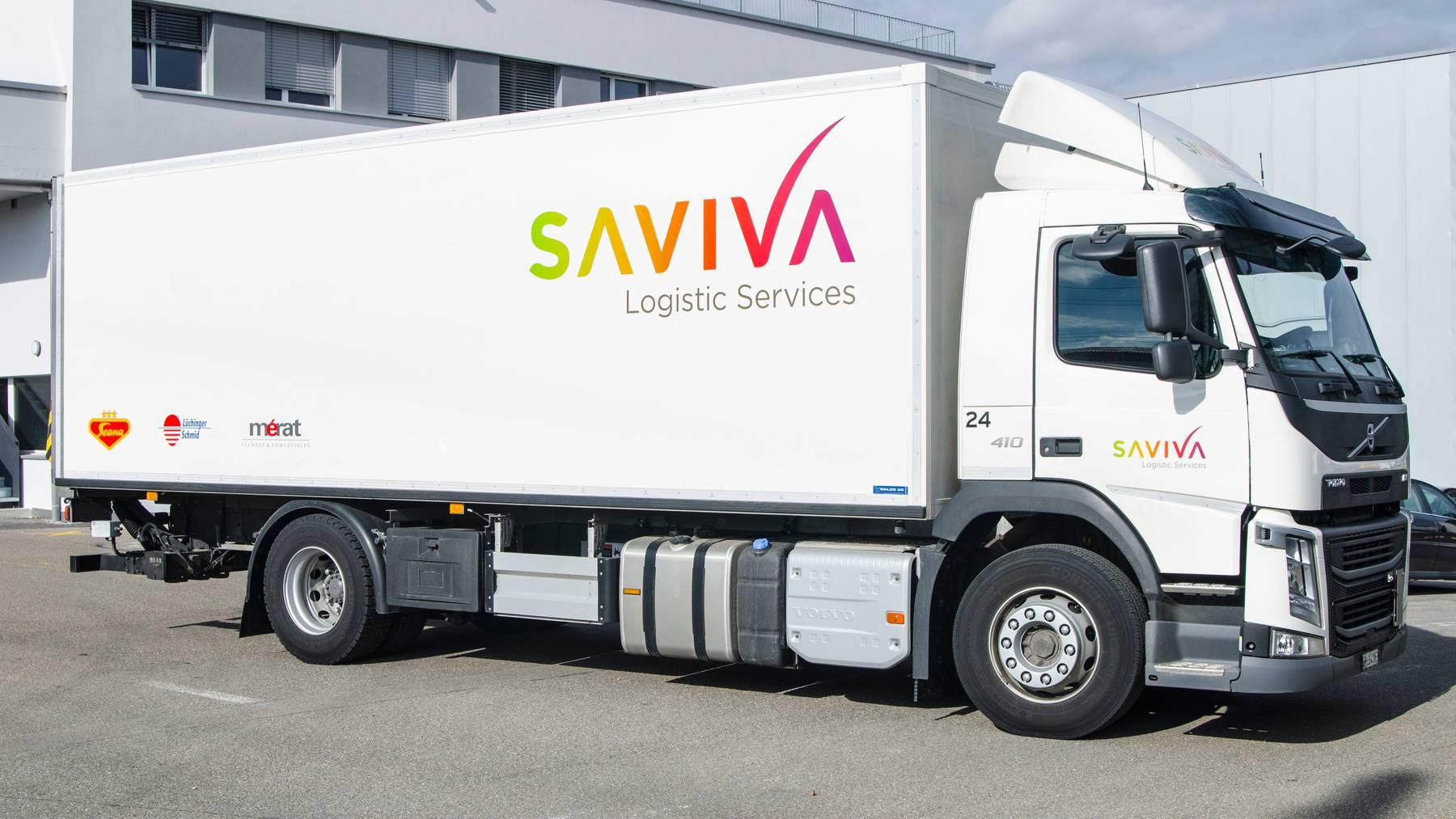 Saviva beliefert Restaurant, Hotels, Altersheime und Spitäler.