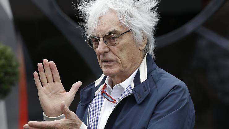 Bernie Ecclestone und die FIA haben 20 Rennen eingeplant
