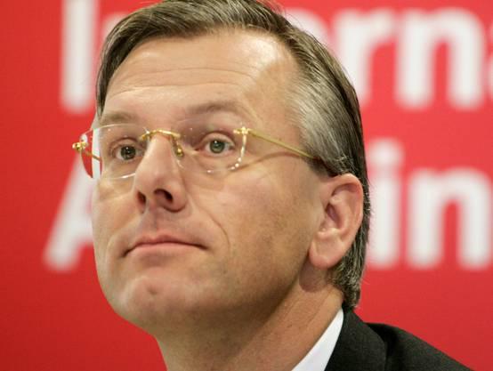 2004 - 2009: Christoph Franz.