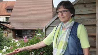 Veronika Widmer stellt sich in Villnachern als einzige Kandidatin für den ersten Wahlgang der Gemeinderatswahl.