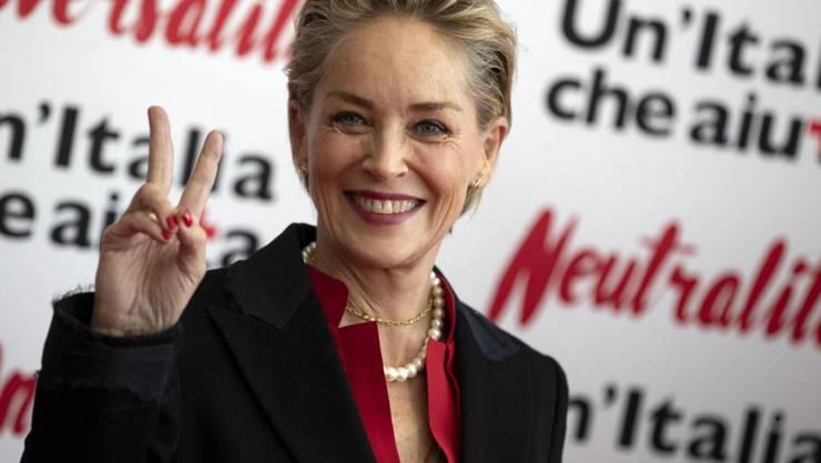 Hat der Vorladung der Behörden keine Folge geleistet und ist nicht in St. Moritz erschienen: Schauspielerin Sharon Stone (Archiv).